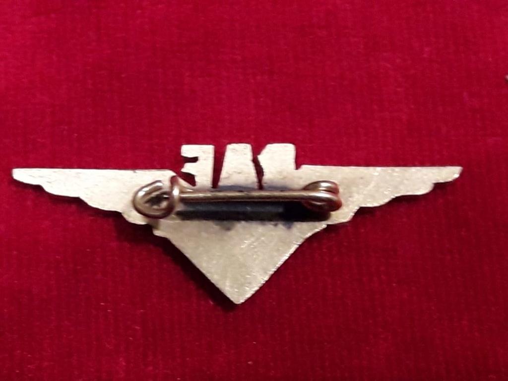 Insigne RAF sans couronne Raf310