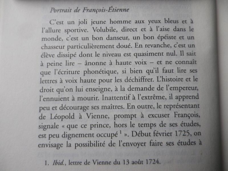 François Ier, empereur du Saint-Empire - Page 4 Imgp0012