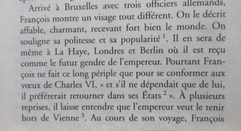 François Ier, empereur du Saint-Empire - Page 4 Imgp0015