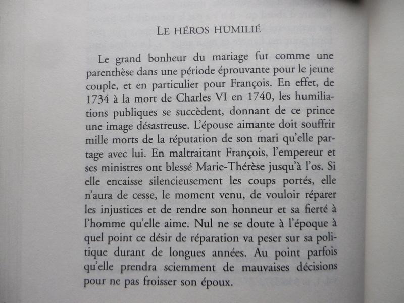 François Ier, empereur du Saint-Empire - Page 4 Imgp0023