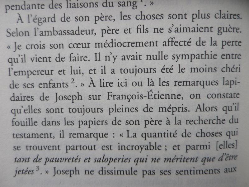 François Ier, empereur du Saint-Empire - Page 4 Imgp0027