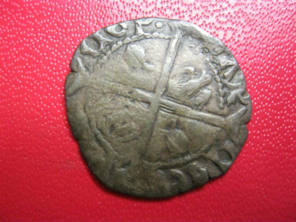 Double denier provençal, Archevêché d'Arles, famille Cibo ... Img_7612