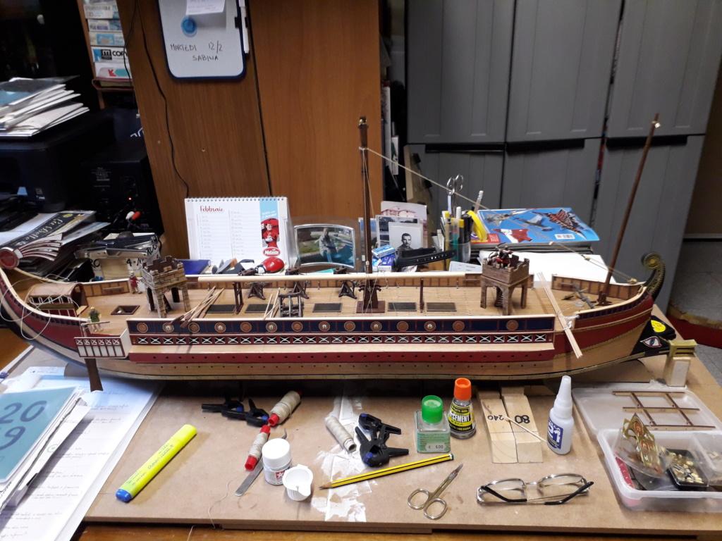 nave - Costruiamo la nave romana..? cantiere di Jack Sparrow 53 - Pagina 2 20190227