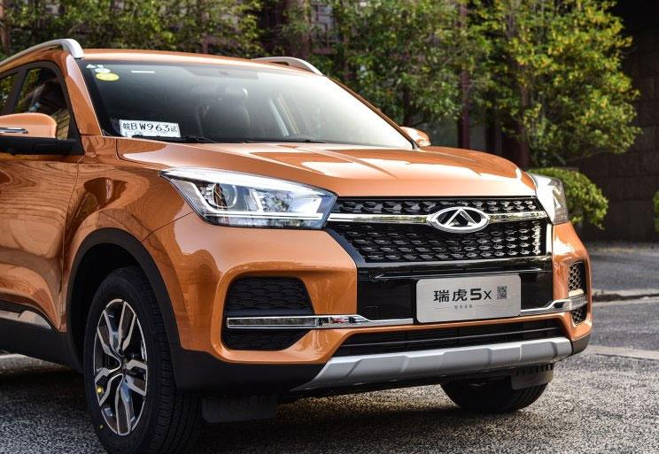 La  automotriz China pondrá a la venta a finales de Octubre La 5X!!! 2018-110