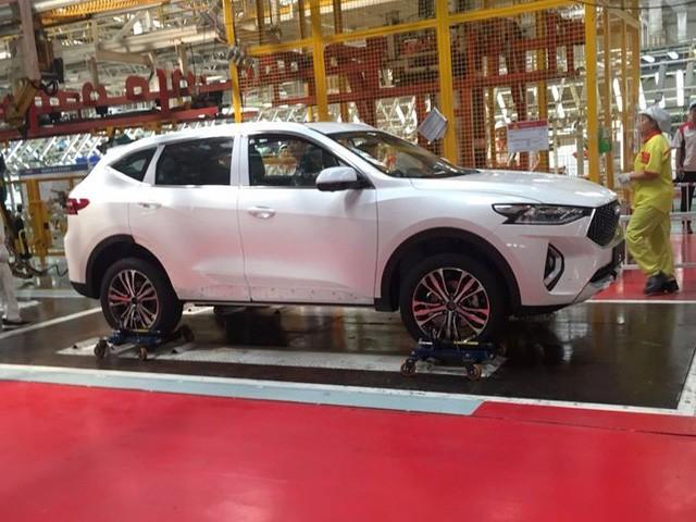 El líder en ventas de SUV pronto con su nuevo modelo: Haval F7  24217810