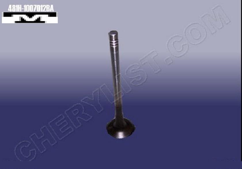 Como resolver el fallo de la guía de las válvulas de Chery 481h-112