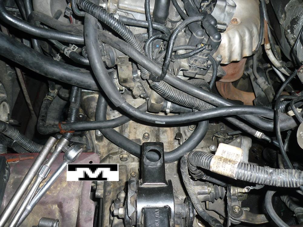 Base/Soporte de Motor para Chery Tiggo FL_TM Base_t10