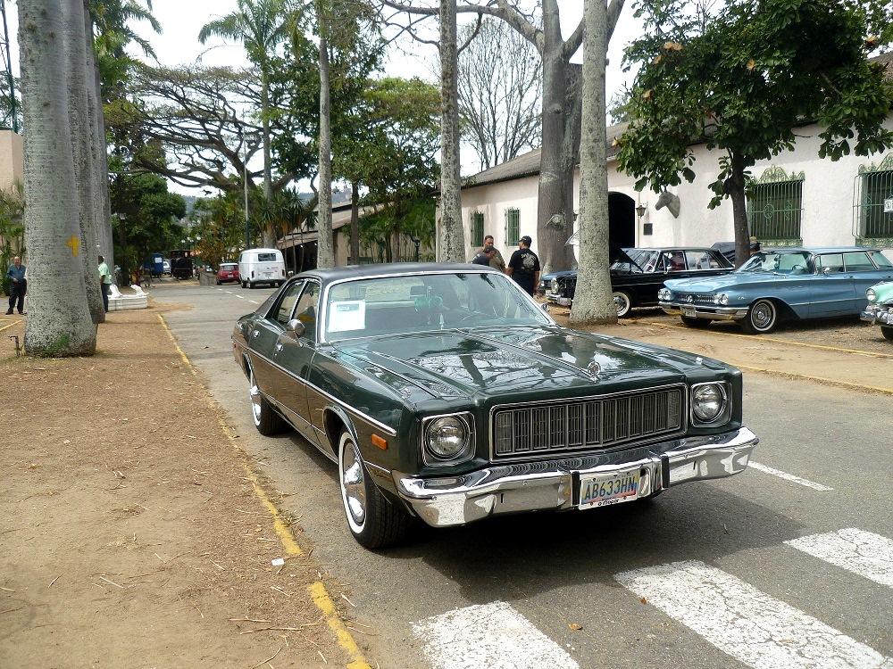Dodge Coronet,casi dos toneladas de Calidad. P1050911