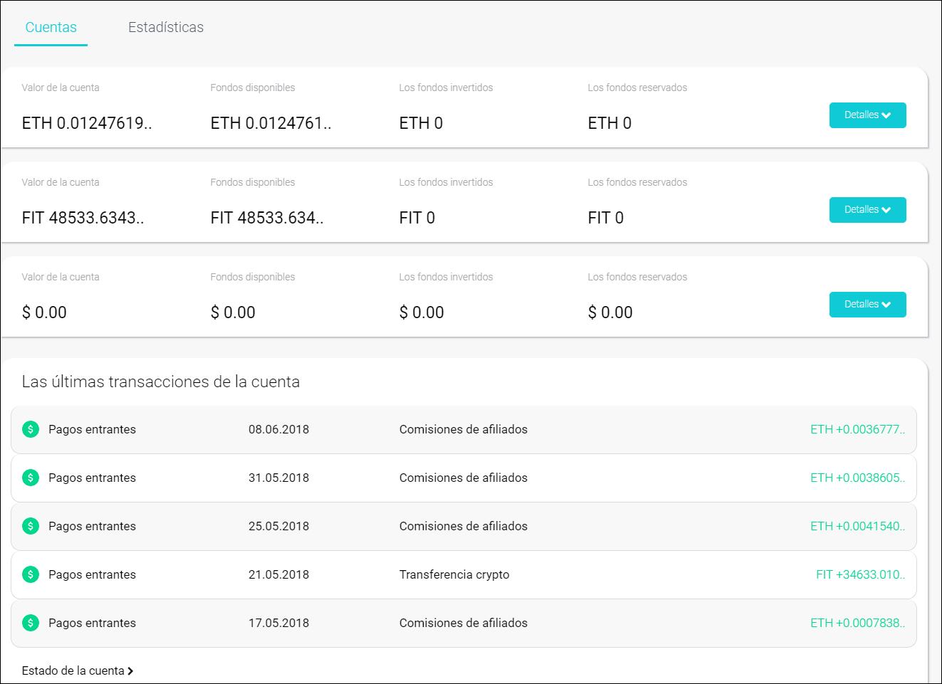 Mi hoja de ruta en el Proyecto Fast Invest token ( FIT). **CERRADO*** Captur10
