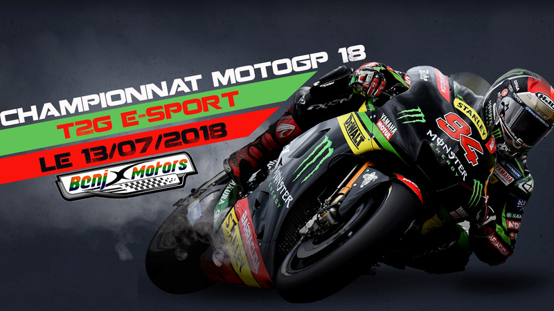 DAY ONE  MotoGP By T2G Affich15