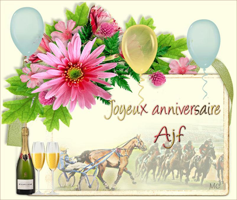 JOYEUX ANNIVERSAIRE AJF Annive13