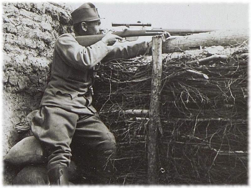 Steyr Mannlicher M95 (Un peu d'histoire...) Image_10