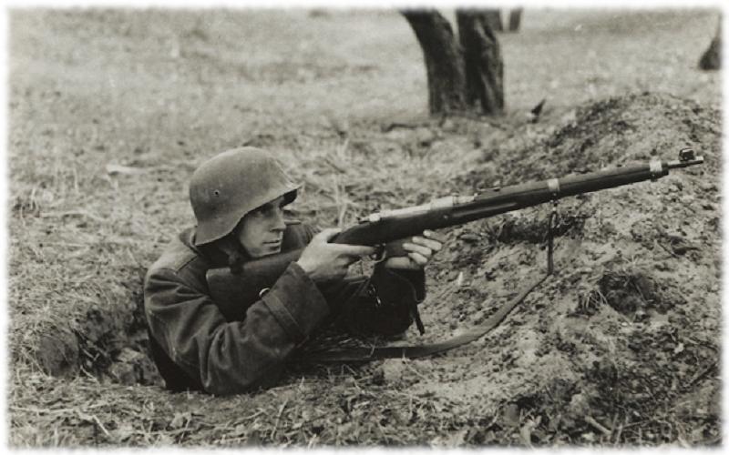 Steyr Mannlicher M95 (Un peu d'histoire...) - Page 2 Image_12