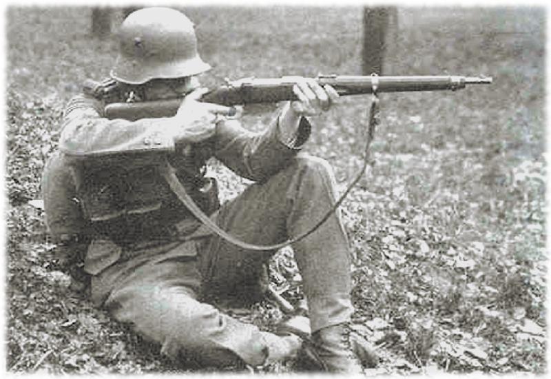 Steyr Mannlicher M95 (Un peu d'histoire...) - Page 2 Image_13