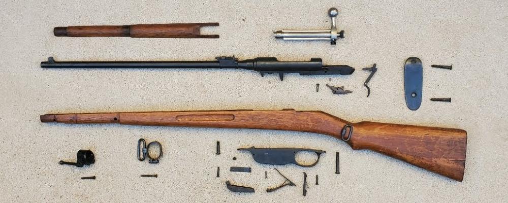 Steyr Mannlicher M95 (Un peu d'histoire...) - Page 2 Steyr_12
