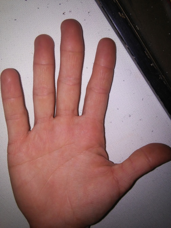 Can anyone help me with analysis of my hand 07231810