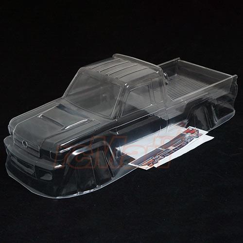 Carrosserie léxan 1/10 Toyota LC70 Land Cruiser. Xtrasp10
