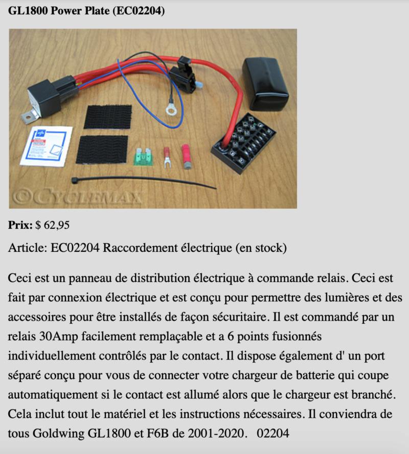 La GL Orangina: audio / full LEDs / angel eyes / feux trottoir / pare-brise électrique / TMPS / voltmètre... Boitie10