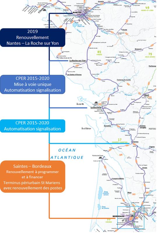 Nantes - Bordeaux ou comment moderniser la transversale Atlantique 11989610