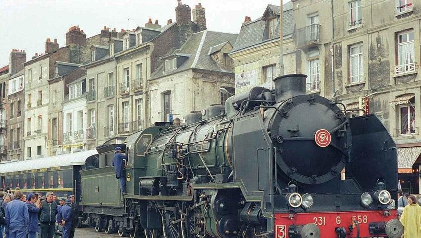 dimanche 14 octobre 2018 Vapeur Pacific 231 G 558 Nantes - Le Croisic 66f88810