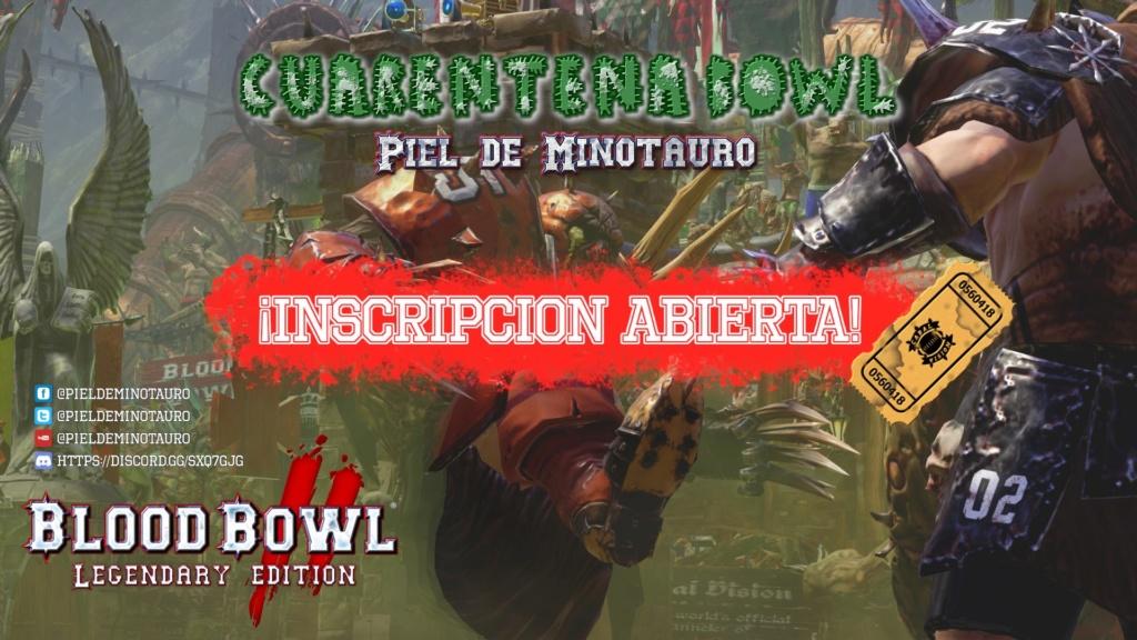 Cuarentena Bowl VI - Clasificación Cuaren10