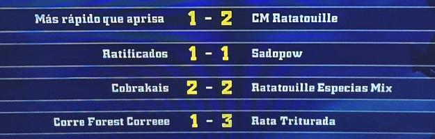 Rat Decimatio Guerras Mercury 2 - Cuartos de Final - hasta el domingo 20 de diciembre Cuarto21