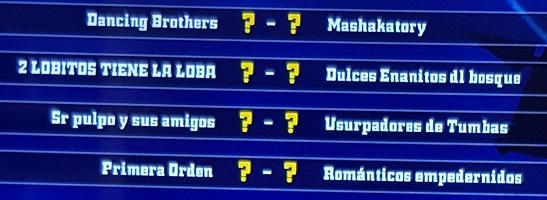 PS4 Memorial Leyendas PdM JUANITO NIEVE - Cuartos de Final - hasta el domingo 10 de octubre  Cuarto26