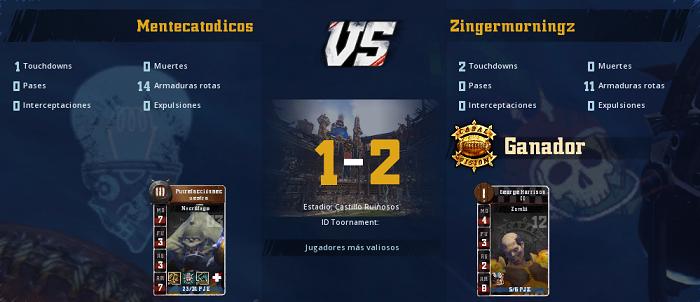 Campeonato Piel de Minotauro 9 - Playoff Final - hasta el domingo 29 de Diciembre Final12