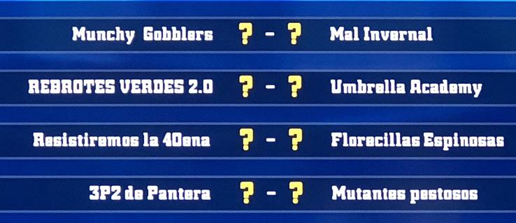 Minostation 10 - Novatos / Jornada 3 - hasta el domingo 1 de noviembre  Jorna169