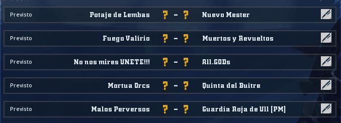 Liga Alianza Mixnotauro 2 - División Cuerno de Bronce / Jornada 4 - hasta el domingo 16 de junio Jorna188