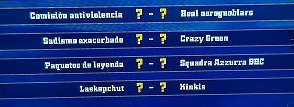 PS4 Doblez Karakolaz 3 - Jornada 1 - hasta el domingo 24 de enero  Jorna216