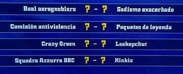 PS4 Doblez Karakolaz 3 - Jornada 3 - hasta el domingo 7 de febrero Jorna228