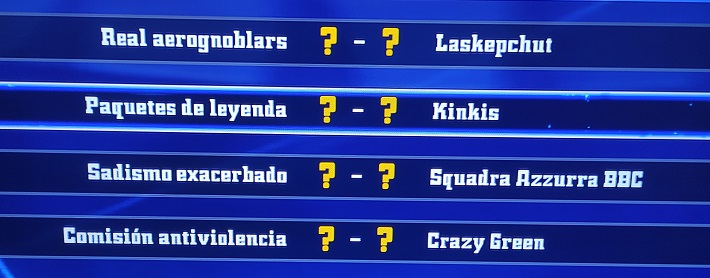PS4 Doblez Karakolaz 3 - Jornada 4 - hasta el domingo 14 de febrero Jorna238