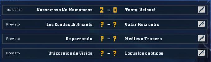 Campeonato Piel de Minotauro 9 - Grupo 4 / Jornada 1 - hasta el domingo 13 de octubre Jorna252