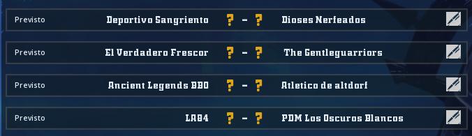 Campeonato Piel de Minotauro 10 - Grupo 1 / Jornada 2 - hasta el domingo 1 de marzo Jorna332