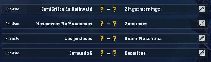 Campeonato Piel de Minotauro 10 - Grupo 2 / Jornada 2 - hasta el domingo 1 de marzo Jorna336