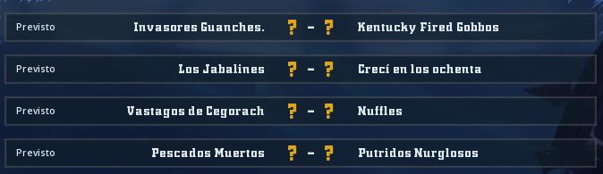 Campeonato Piel de Minotauro 10 - Grupo 3 / Jornada 3 - hasta el domingo 8 de marzo Jorna339