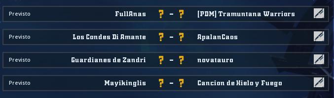 Campeonato Piel de Minotauro 10 - Grupo 5 / Jornada 4 - hasta el domingo 15 de marzo Jorna343