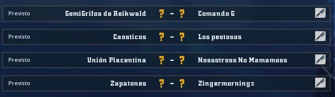 Campeonato Piel de Minotauro 10 - Grupo 2 / Jornada 5 - hasta el domingo 22 de marzo Jorna348