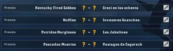 Campeonato Piel de Minotauro 10 - Grupo 3 / Jornada 7 - hasta el domingo 5 de abril Jorna362