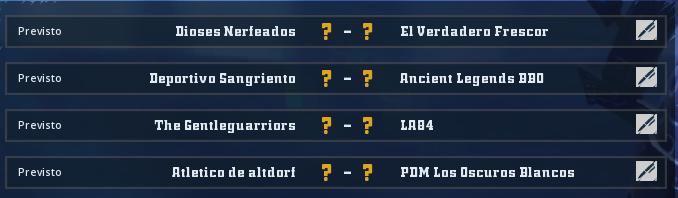 Campeonato Piel de Minotauro 10 - Grupo 1 / Jornada 6 - hasta el domingo 29 de marzo Jorna363