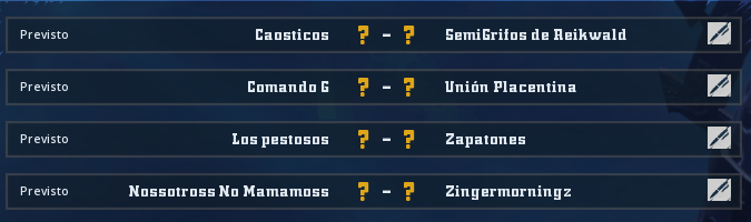Campeonato Piel de Minotauro 10 - Grupo 2 / Jornada 7 - hasta el domingo 5 de abril Jorna367