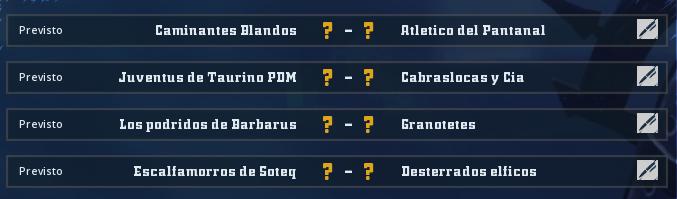 Campeonato Piel de Minotauro 10 - Grupo 4 / Jornada 7 - hasta el domingo 5 de abril Jorna371
