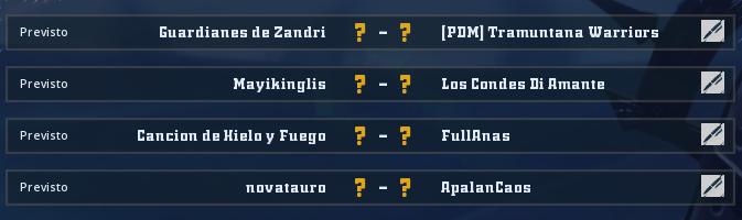 Campeonato Piel de Minotauro 10 - Grupo 5 / Jornada 7 - hasta el domingo 5 de abril Jorna372