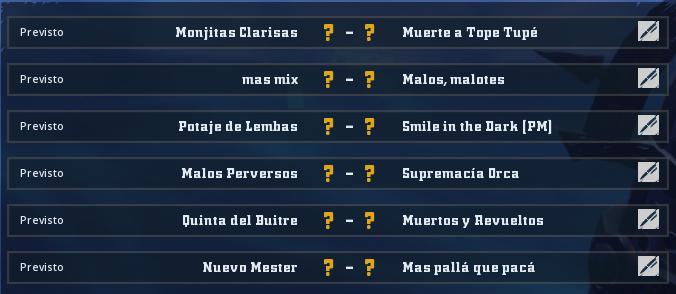 Liga Alianza Mixnotauro 7 - División Cuerno de Oro / Jornada 1 - hasta el domingo 29 de noviembre Jorna485