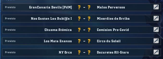 Liga Alianza Mixnotauro 8 - División Cuero de Plata / Jornada 3 - hasta el domingo 9 de mayo Jorna512