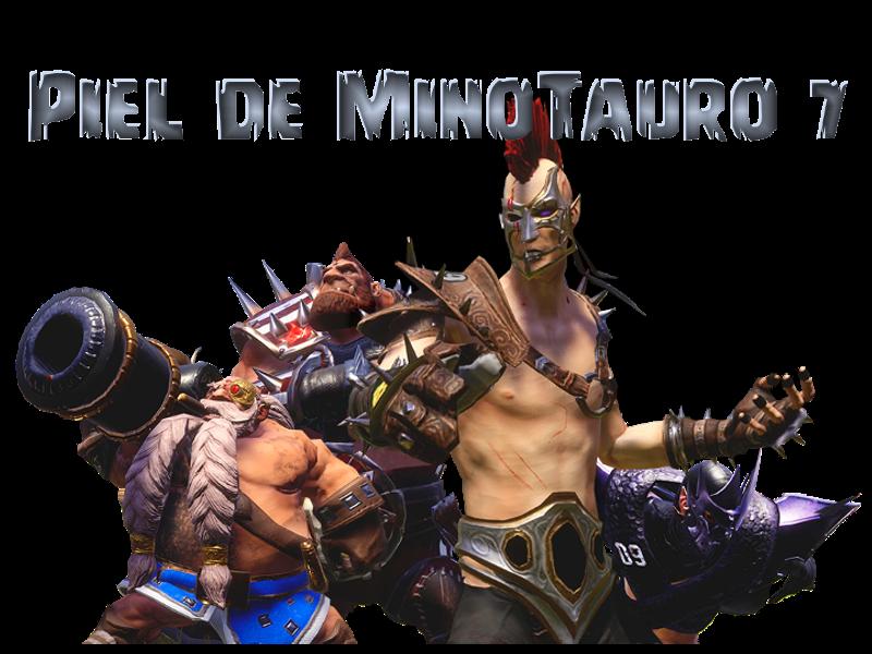 Campeonato Piel de Minotauro 7 - Grupo 1 / Jornada 7 - hasta el domingo 25 de Noviembre  Logo210
