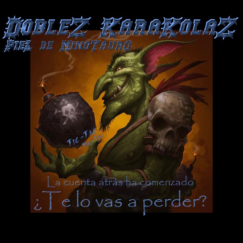 Doblez Karakolaz 2 PS4 - Inscripción abierta hasta el viernes 9 de octubre Logodk11