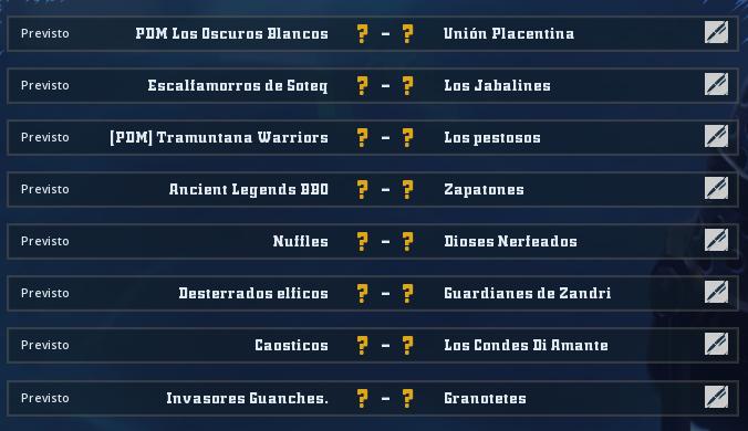 Campeonato Piel de Minotauro 10 - Octavos de Final  - hasta el domingo 19 de abril Octavo16