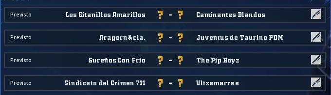 Copa Valkyrie Verano 2019 - Ronda Previa - hasta el domingo 16 de junio - Página 2 Rondap11